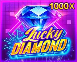 เกมสล็อตเรียงเพชร LUCKY DIAMOND